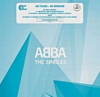 Cover ABBA - The Singles [Back To Black]